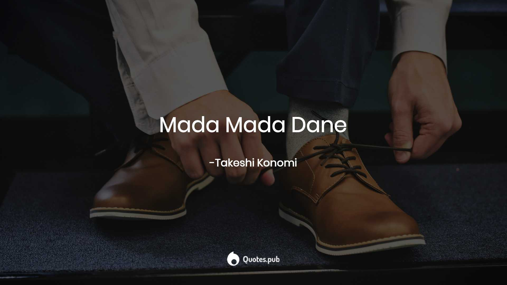 Mada Mada Dane Takeshi Konomi Quotes Pub Prince of tennis wallpapers main color: mada mada dane takeshi konomi