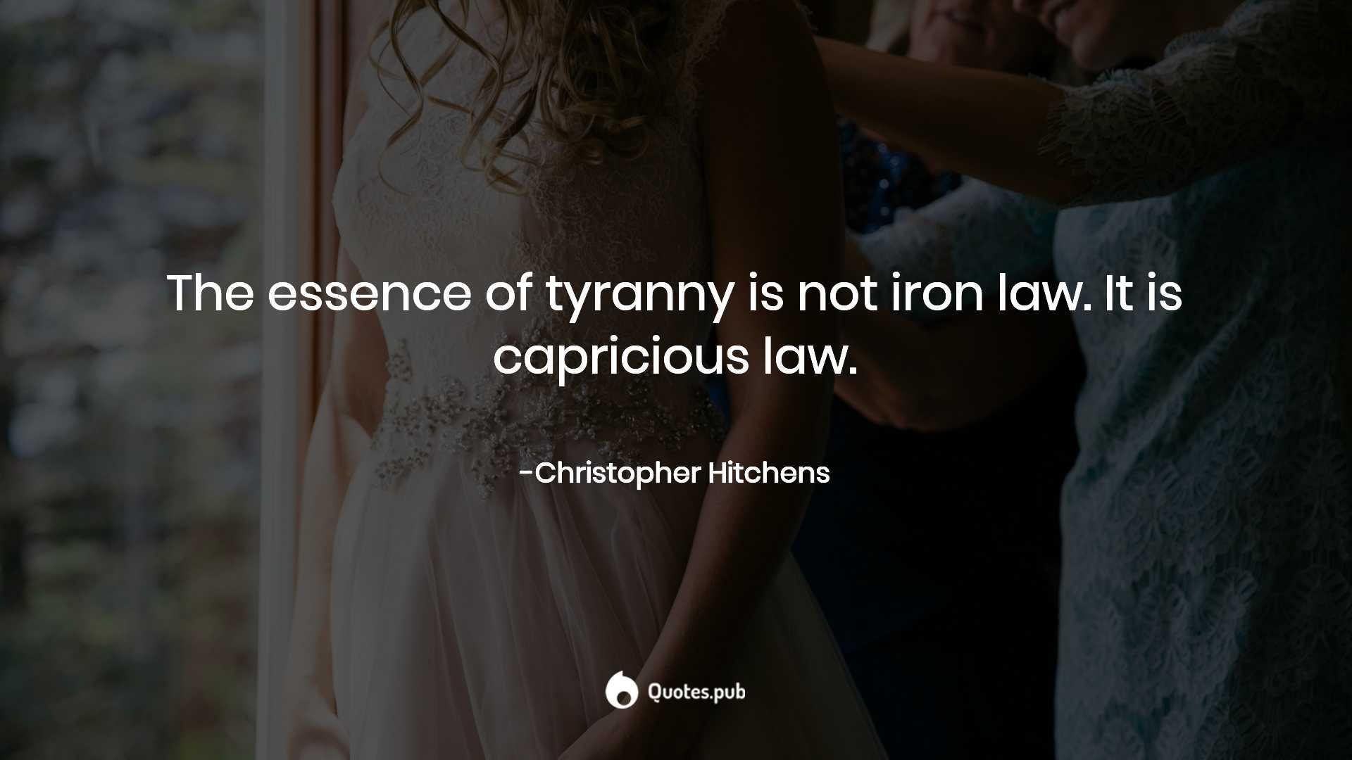 tyranny dating