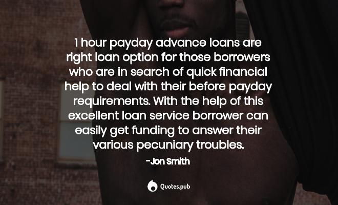 pay day financial loans 3 thirty days payback