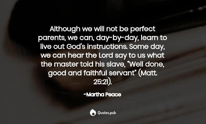 Martha Peace Quotes Collection - Quotes.Pub