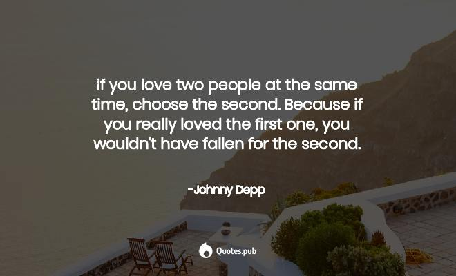 Quotes two people love when you Loving 2