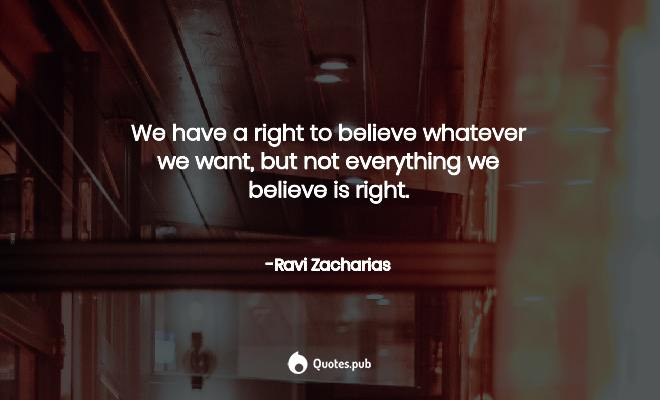 304 Ravi Zacharias Quotes on I, Generations and God - Quotes.pub