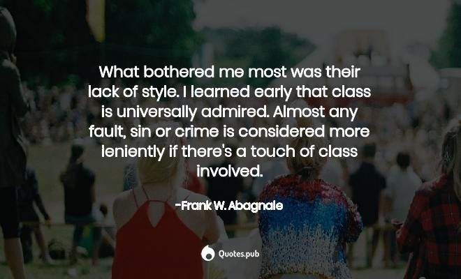 23 Frank W Abagnale Quotes On Catch Me If You Can The True Story