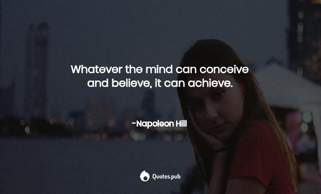 Napoleon Hill Quotes Collection Quotespub